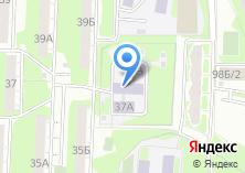 Компания «Спортивно-реабилитационный центр инвалидов» на карте