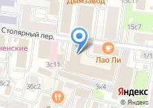 Компания «КБ Интеркапитал-Банк» на карте