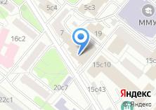 Компания «Аргус Пайплайн Сервис» на карте