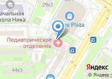 Компания «Детская поликлиника №56» на карте