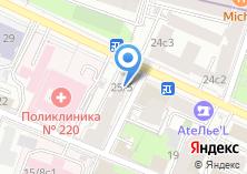 Компания «Гомеовет» на карте