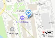 Компания «Мир Телесистем» на карте