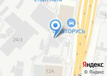 Компания «Тонировочный центр» на карте