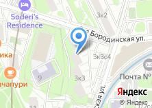Компания «ECOLIFE» на карте