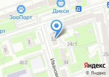 Компания «Совет ветеранов №1 Тимирязевского района» на карте