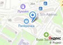 Компания «Магазин колбасных изделий и сыра» на карте