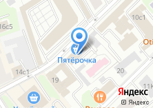 Компания «Радуга» на карте