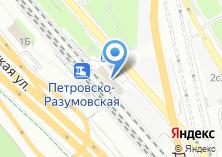 Компания «Петровско-Разумовское» на карте