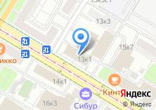 Компания «Главное управление Министерства юстиции РФ по г.Москве» на карте