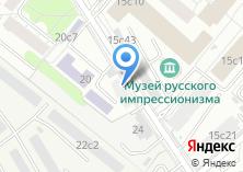 Компания «Пожарная часть №27» на карте