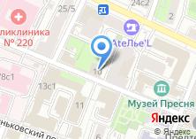 Компания «Детский сад №1313» на карте