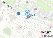 Компания «Завод ЖБИ» на карте