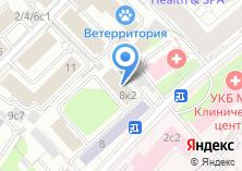 Компания «Институт управления образованием РАО» на карте