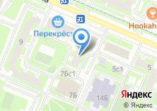 Компания «PERFECT» на карте