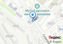Компания «Дионикс» на карте