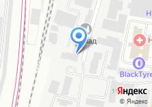 Компания «МУЖРП №4» на карте