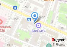 Компания «Lyargo» на карте