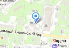 Компания «ОЛИМП-ИНВЕСТ 2000» на карте