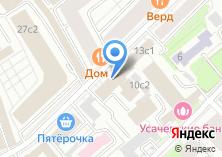 Компания «АртИнвест» на карте