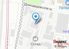 Компания «Линии Уюта» на карте