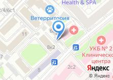 Компания «Информатика в Школе» на карте