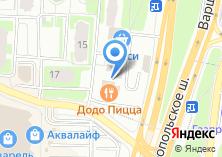 Компания «Авто 01» на карте