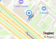 Компания «Living» на карте
