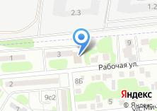 Компания «Участковый пункт полиции микрорайон Щербинка» на карте
