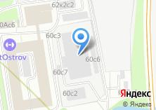 Компания «Основит» на карте