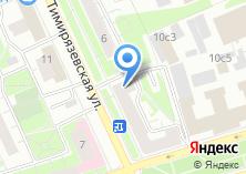 Компания «Федотов Ю.В.» на карте