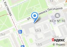 Компания «Энерпром-М» на карте