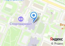 Компания «Центр образования №1681» на карте