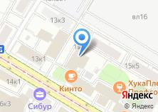 Компания «ТТЛ-Тур» на карте