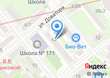 Компания «Ефремово» на карте