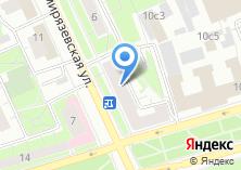 Компания «Адвокатский кабинет Виноградова С.В» на карте