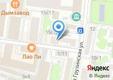 Компания «DIWALI» на карте