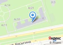 Компания «Институт биохимической физики им. Н.М. Эмануэля РАН» на карте