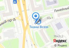 Компания «Кафе быстрого питания» на карте