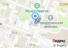 Компания «Бизнес-колледж+» на карте