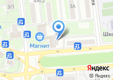 Компания «MarketUp» на карте