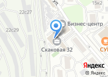 Компания «ФинЭксперт» на карте