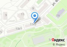 Компания «Участковый пункт полиции Академический район» на карте