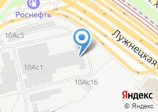 Компания «РОССПОРТ» на карте