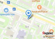 Компания «Почтовое отделение №117216» на карте