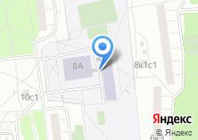 Компания «Средняя общеобразовательная школа №1211» на карте
