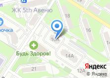 Компания «Светич» на карте