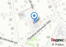Компания «ТЭМЗ Тульский электромеханический завод» на карте