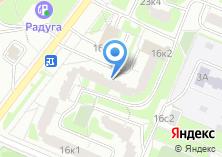 Компания «Петруша» на карте
