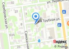 Компания «Рубеж СВ» на карте
