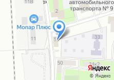 Компания «ЛотПром» на карте